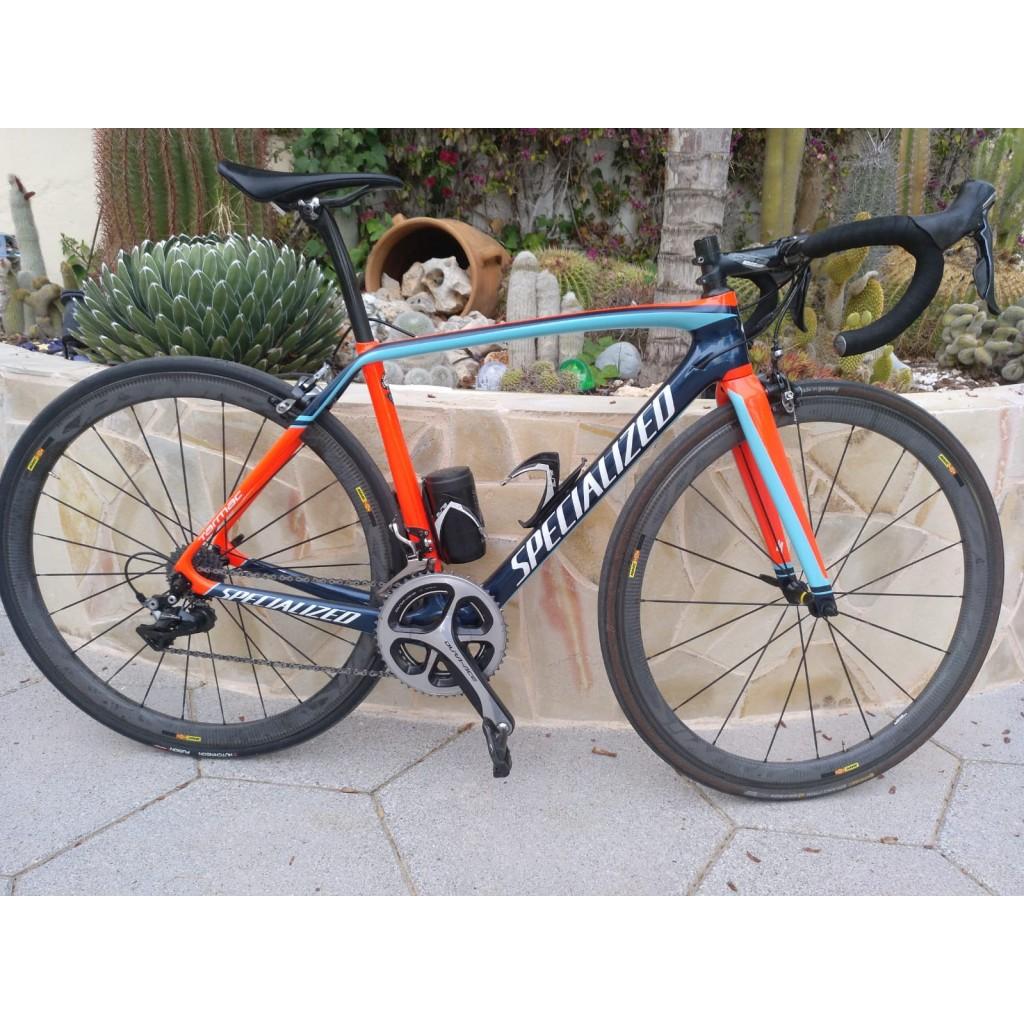 Bicicleta Specialized Tarmac Pro Talla 52
