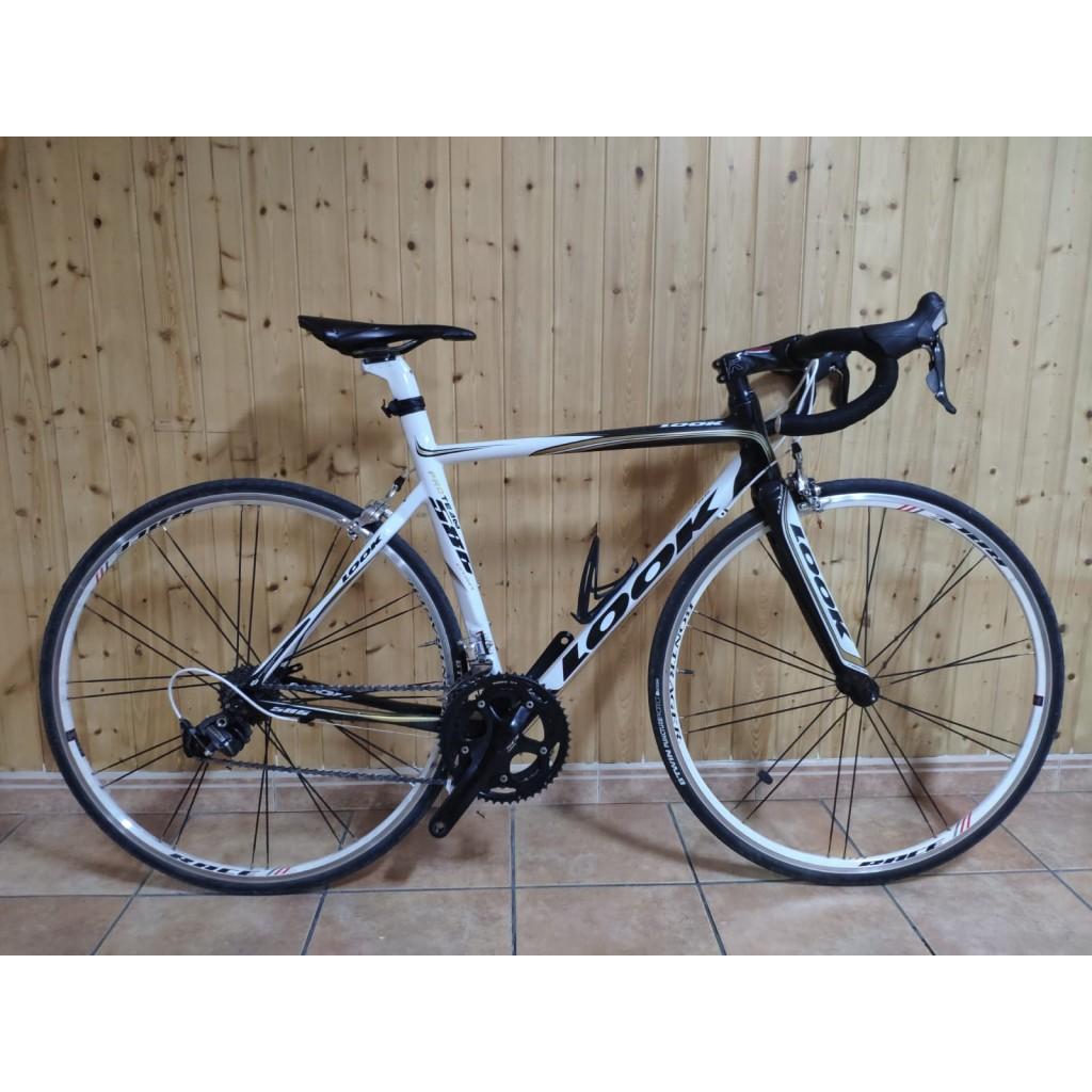 Bicicleta de carretera Look 586 Talla S