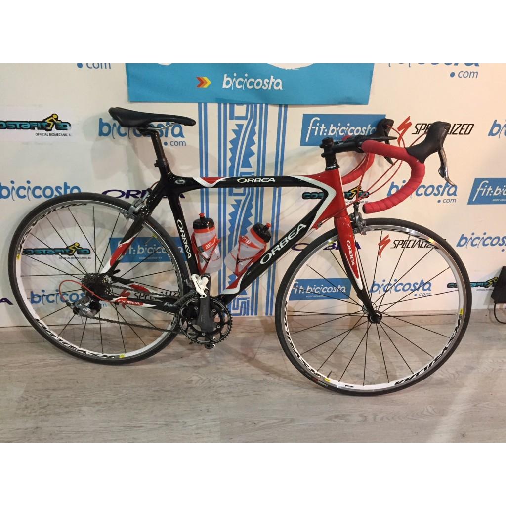 Bicicleta de carretera Orbea Onix talla 54