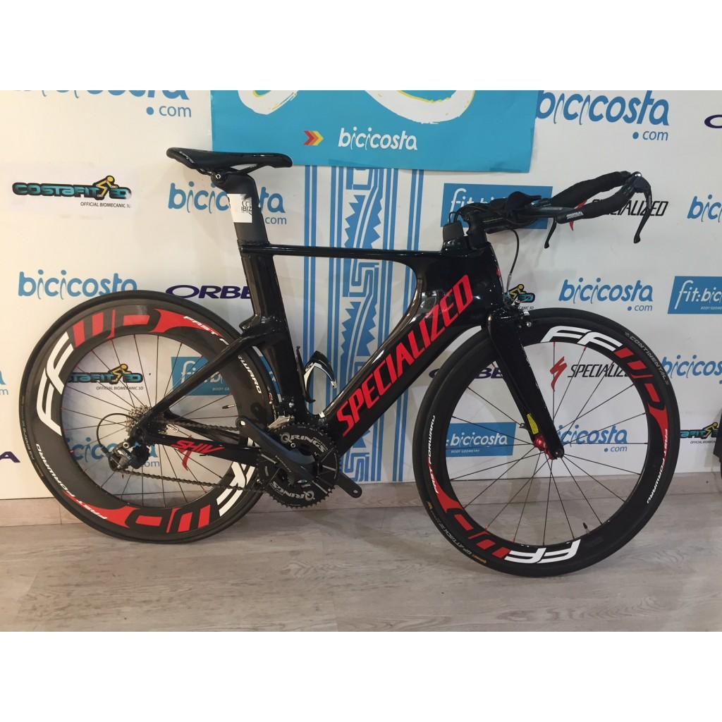 Bicicleta Specialized Shiv talla M