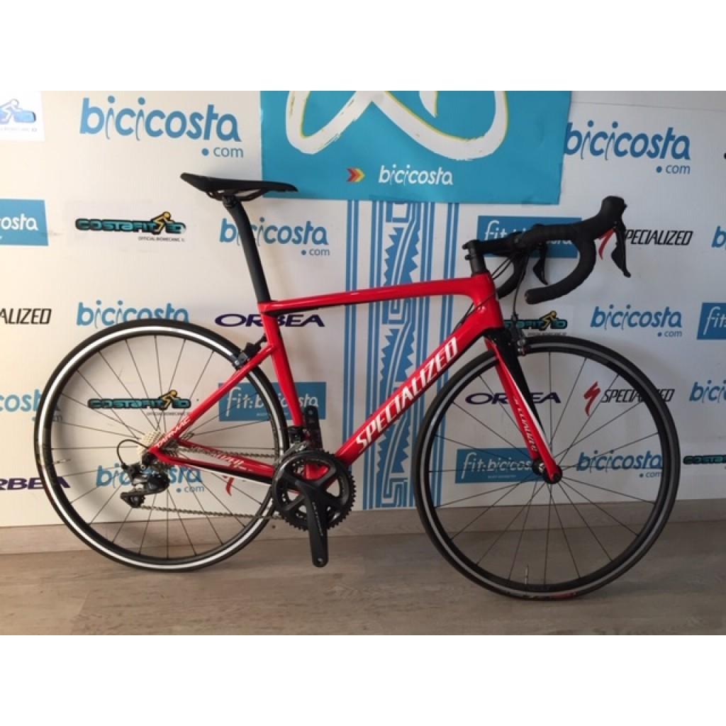 Bicicleta Specialized Tarmac Expert talla 54 NUEVA OFERTA 50%