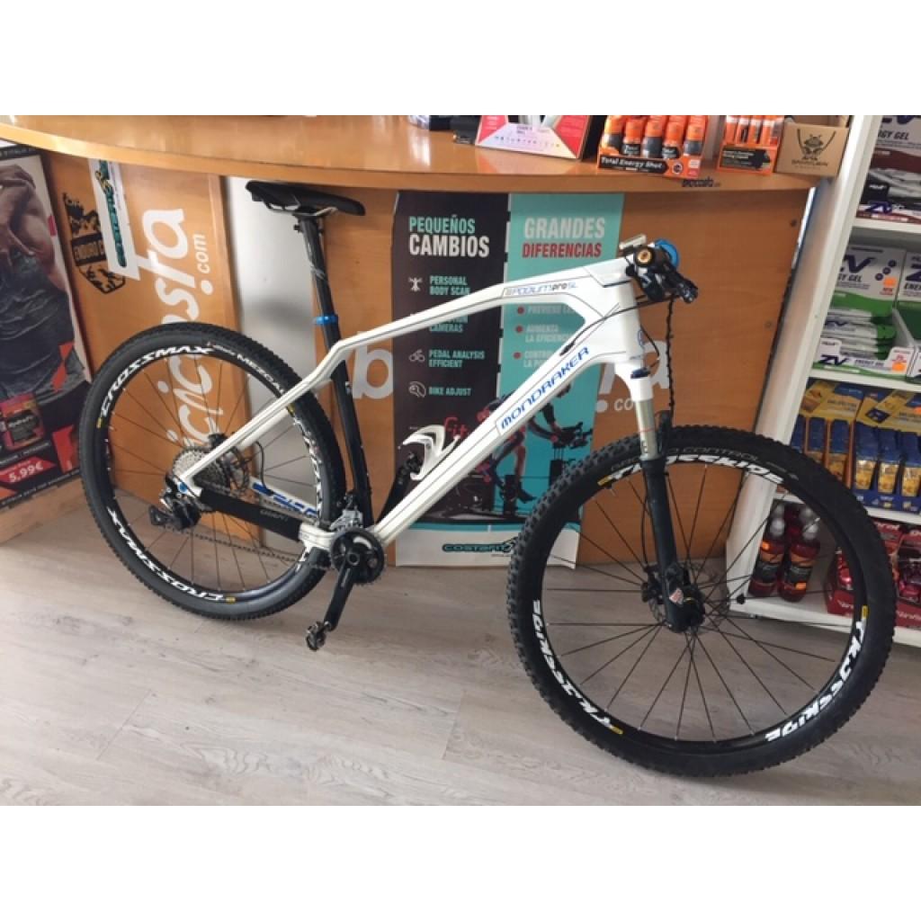 Bicicleta Mondraker Podium SL Talla XL