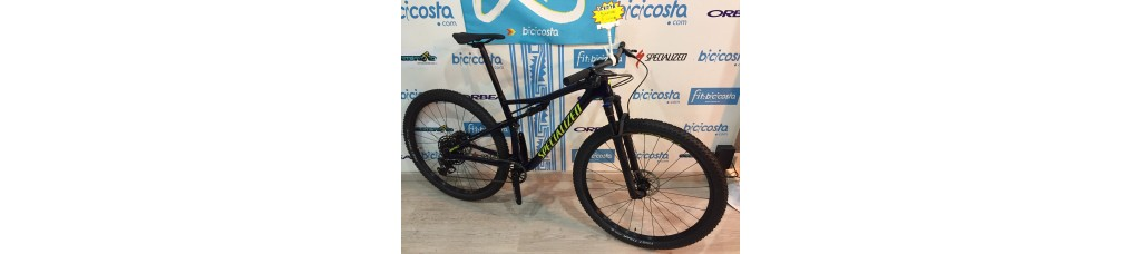 Bicicleta Specialized Epic Comp Carbon talla M