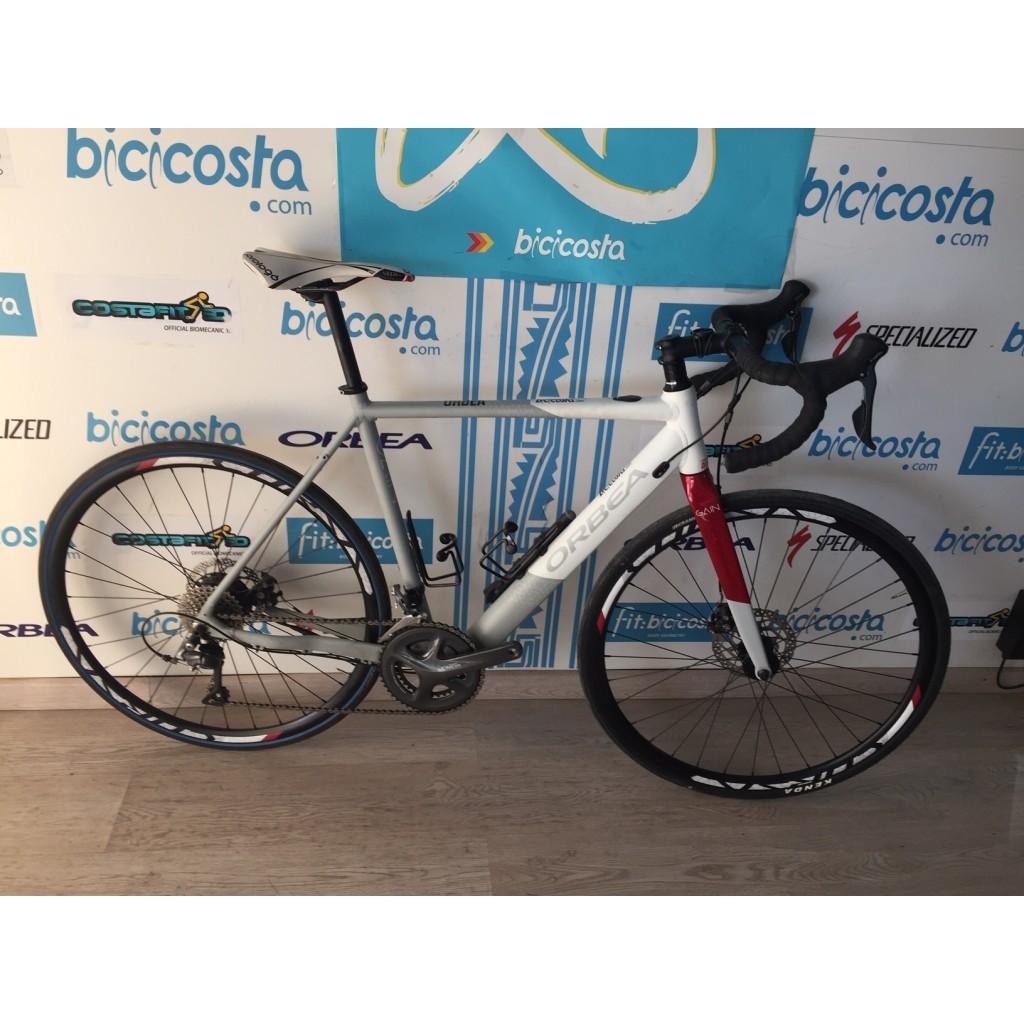 Bicicleta Orbea Gain Electrica